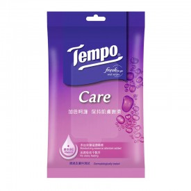 Tempo Care Wet Wipes 10 Pieces