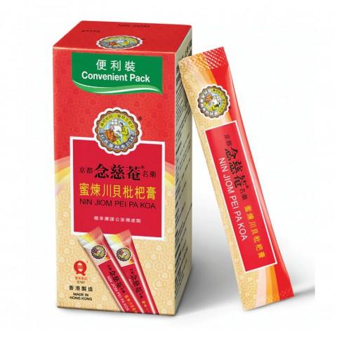 Nin Jiom Pei Pa Koa Convenient Pack 15ML x 10 pouches