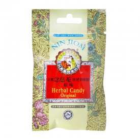 Nin Jiom Herbal Candy Original 20g
