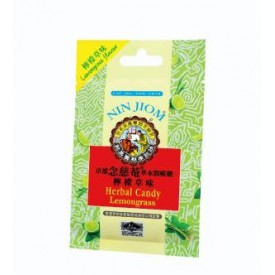 Nin Jiom Herbal Candy Lemongrass 20g