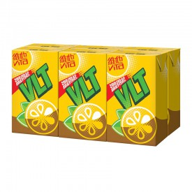 Vita Lemon Tea 250ml x 6 packs