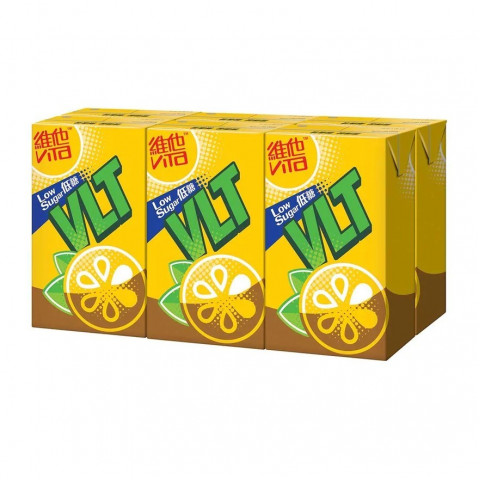 Vita Low Sugar Lemon Tea 250ml x 6 packs