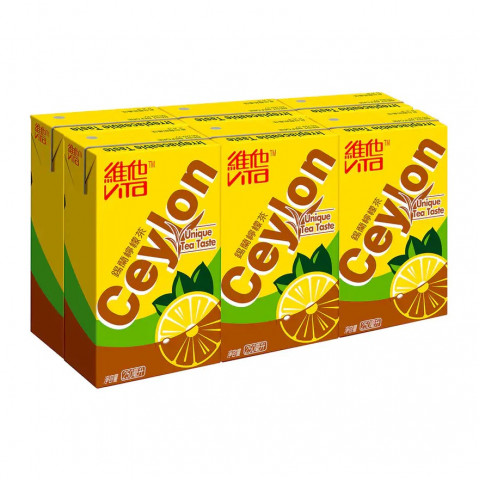 Vita Ceylon Lemon Tea 250ml x 6 packs