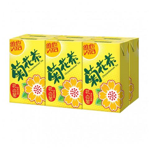 維他(VITA) 菊花茶 250ml × 6本