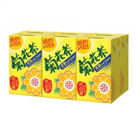 Vita Low Sugar Chrysanthemum Tea 250ml x 6 packs
