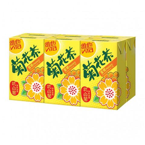 維他 蜜糖菊花茶 250毫升 x 6包
