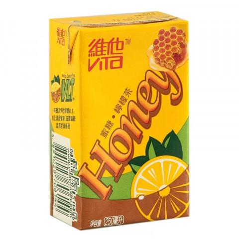 維他 蜜糖檸檬茶 250毫升