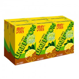 Vita Lime Lemon Tea 250ml x 6 packs