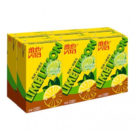 維他 青檸檸檬茶 250毫升 x 6包