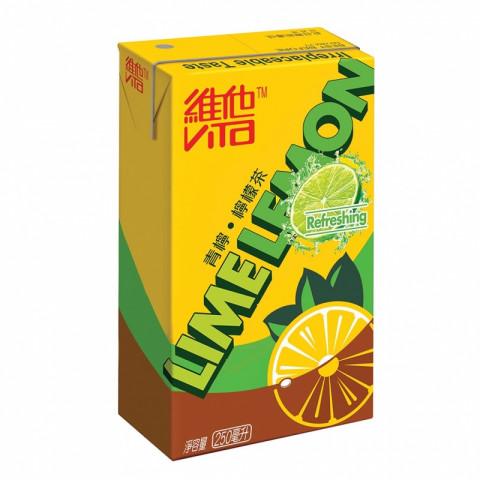 維他(VITA) レモンティー ライム 250ml