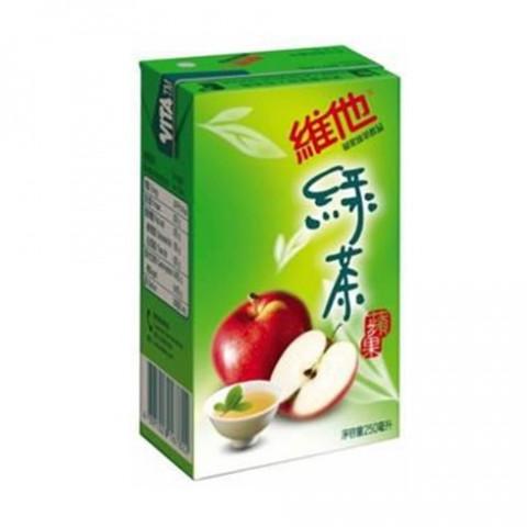 Vita Apple Green Tea 250ml