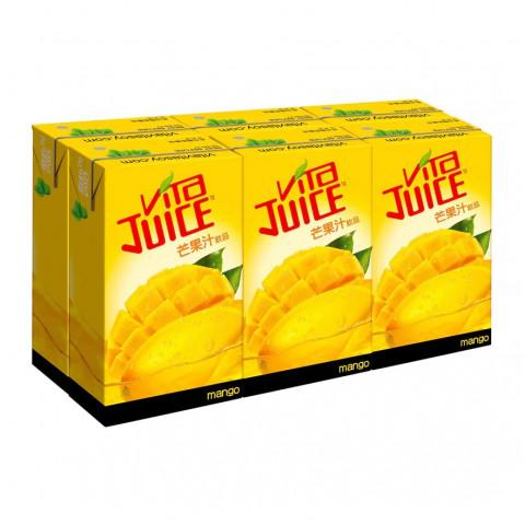 維他 芒果汁 250毫升 x 6包