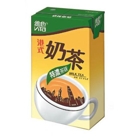 維他(VITA) 香港式ミルクティー 特濃 250ml × 6本