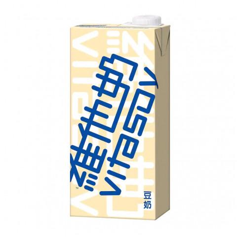 維他奶(VITASOY) 豆乳 オリジナル 1L