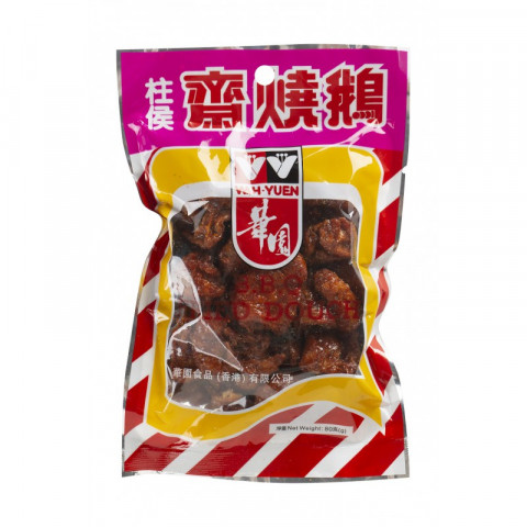 華園(WAH YUEN) フライドパン生地 バーベキュー風味 80g