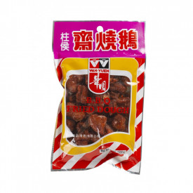 華園(WAH YUEN) フライドパン生地 バーベキュー風味 110g