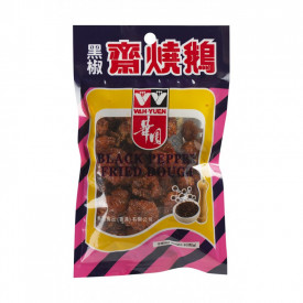 Wah Yuen Black Pepper Fried Dough 80g