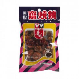 華園(WAH YUEN) フライドパン生地 黒胡椒味 80g