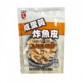 華園(WAH YUEN) フライド魚の皮 シエンタン 50g