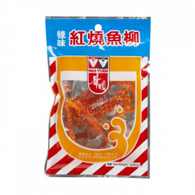 Wah Yuen Chilli Fried Fish 30g