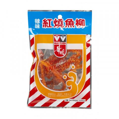 華園 辣味紅燒魚柳 30克