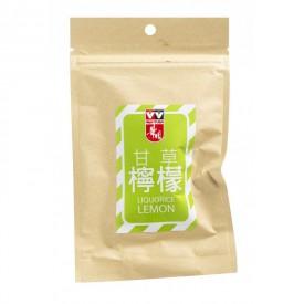 華園(WAH YUEN) 甘草レモン 52g