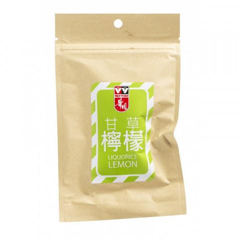 Wah Yuen Liquorice Lemon 52g