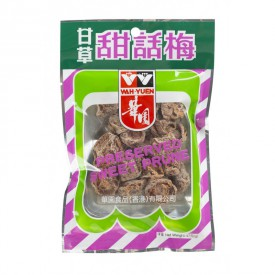 Wah Yuen Preserved Sweet Prune 47g