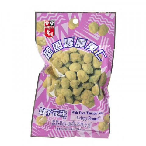 華園(WAH YUEN) サクサクピーナッツ 34g