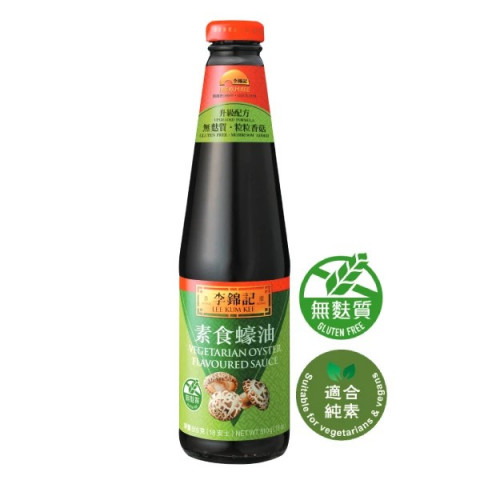 Lee Kum Kee Vegetarian Oyster Flavoured Sauce 510g
