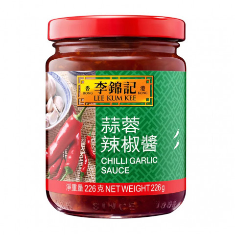 Lee Kum Kee Chilli Garlic Sauce 226g