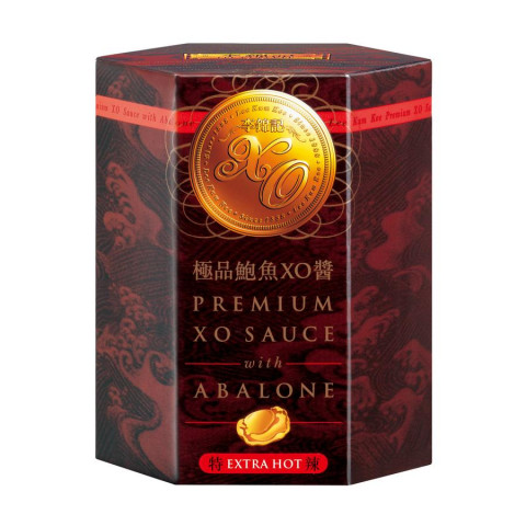 Lee Kum Kee Premium XO Sauce with Abalone (Extra Hot) 80g