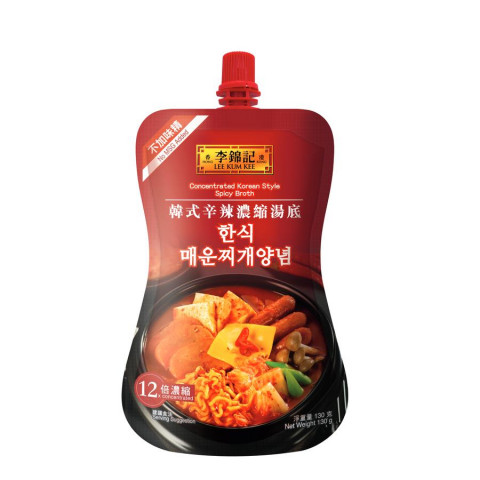 Lee Kum Kee Concentrated Korean Style Spicy Broth 130g