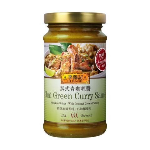 Lee Kum Kee Retort Thai Green Curry 175g