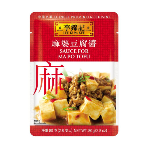 Lee Kum Kee Sauce for Ma Po Tofu 80g