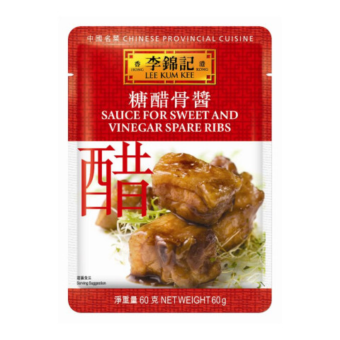 Lee Kum Kee Sauce for Sweet and Vinegar Spare Ribs 60g