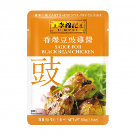 Lee Kum Kee Sauce for Black Bean Chicken 50g