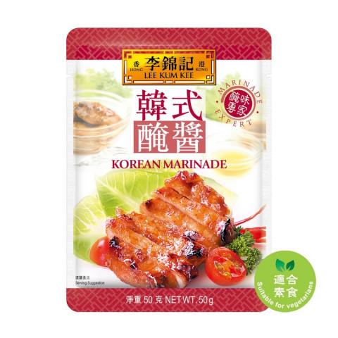 李錦記 韓国風味素 マリネ用 50g