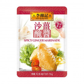 Lee Kum Kee Spicy Ginger Marinade 70g
