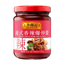 Lee Kum Kee Spicy Chilli Stir-fry Sauce 235g