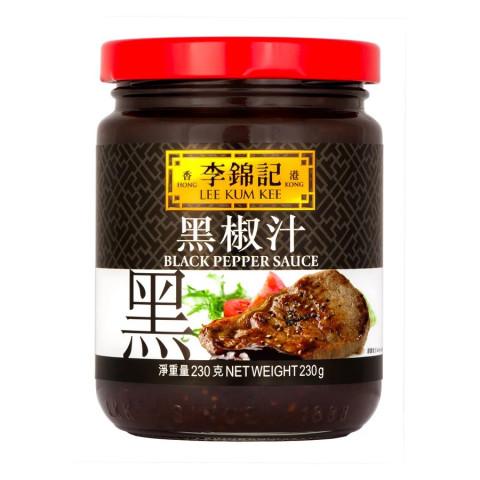 李錦記 黒胡椒醤 230g