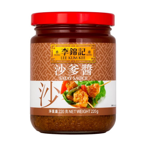 李錦記 沙爹醬 220克