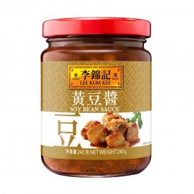 李錦記 黃豆醬 240克