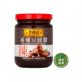 Lee Kum Kee Spicy Black Bean Sauce 226g