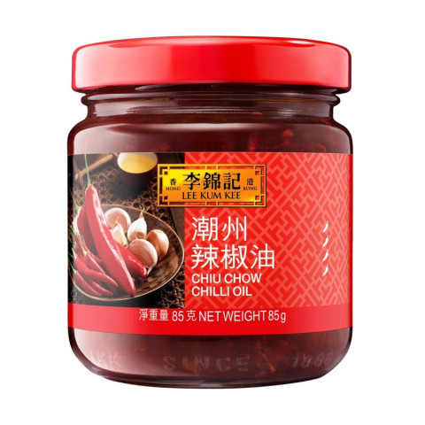 Lee Kum Kee Chiu Chow Chili Oil 85g