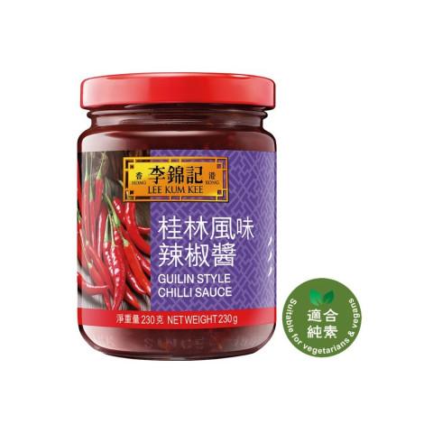 李錦記 桂林風味辣椒醬 230克