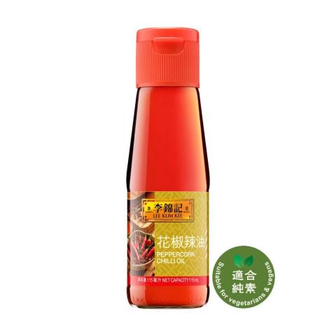 Lee Kum Kee Peppercorn Chili Oil 115ml