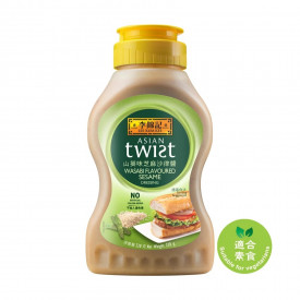 Lee Kum Kee Wasabi Flavoured Sesame Dressing 220g
