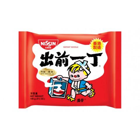 Nissin Demae Iccho Instant Noodle Sesame Oil Flavour 100g