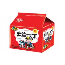 日清 即席麺 出前一丁 ごま油 100g × 5袋